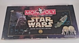 Star Wars Monopoly Twenty Year 1977-1997 Limited Collectors Edition 3588... - $23.33
