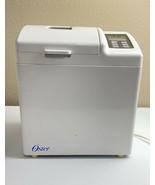 OSTER AUTOMATIC BREAD MACHINE, MODEL# 4840 - $77.28