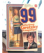 Wayne Gretzky Action Figure Doll - 1983 Mattel No. 5949 MIB - $50.00