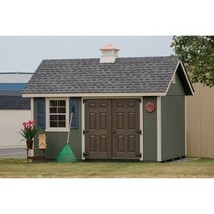 She Shed Lady Lounge Woman Cave - Garden Shed - 10 Ft. W x 14 Ft. D USA ... - $5,806.12