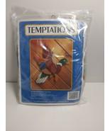 Vintage Temptations Mallard in Flight J L craft designs Needlepoint Kit ... - $16.65