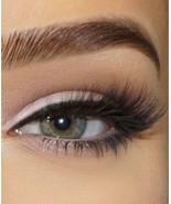 PUR Cosmetics FALSE EYELASHES BOMBSHELL Faux Silk With LASH GLUE AUTHENTIC - $18.32