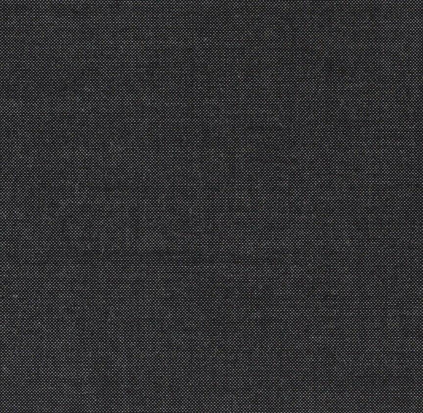 Maharam Kvadrat Basel MCM Black Wool Upholstery Fabric 3.75 yds 466214–186 GF