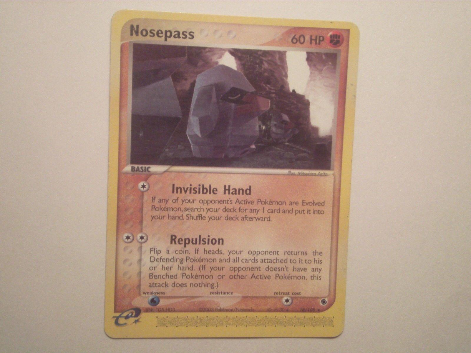 Pokemon Single Card Jungle Set Paras 59//64 NM//M Condition