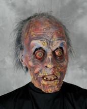 Dorian Gray Mask Zombie Creature Scabs Butler Murderer Halloween Costume... - $89.44 CAD
