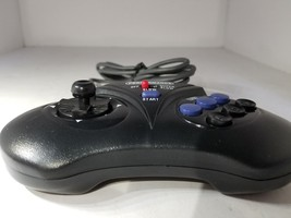NEW 3 Button Controller Gamepad W/ Thumbstick Slow Turbo for Sega Genesis CD O5 - $15.79