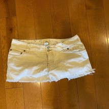 ABERCROMBIE & FITCH JEAN SHORTS SIZE 6 - $27.72