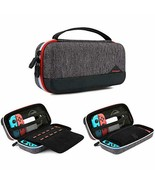 BAGSMART Nintendo Switch Case Travel Protective Carrying Case Pouch for ... - $27.88