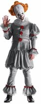 Rubies Grand Heritage It Pennywise Payaso Adulto Hombres Disfraz Halloween image 3