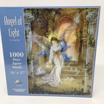 "SunsOut ""Angel of Light"" Lena Lui 1000 Piece Puzzle 20"" x 27"" New & Sealed - $20.56"