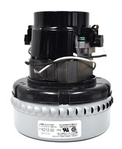 Ametek Lamb 5.7 Inch 2 Stage 120 Volt B/B Peripheral Bypass Motor 116212-00 - $188.96
