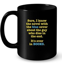 THE SARCASTIC LIBRARIAN Funny Ceramic Mug for Women Men - $13.99+