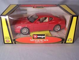 Maserati 3200 GT 1:18 scale diecast Burago Bburago Special Collection - $41.47