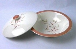 Royal Doulton Meadow Glow Round Covered Vegetable Serving Dish Bowl  - $21.73