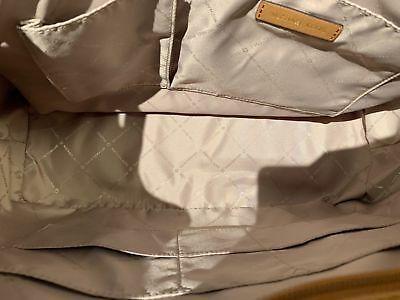 Michael Kors Womens Sady Multifunction Top Zip Tote Bag Brown L, 8259-2