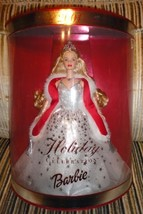 1 new holiday celebration barbie special edition 2001 - $16.00