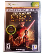 Star Wars Knights of the Old Republic Brand New Sealed XBox Game * Micro... - $24.88