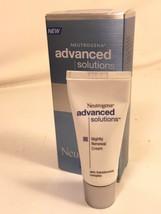 Neutrogena Advanced Solutions Nightly Renewal Cream 1.4 Oz Skin Care - $19.79