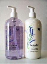 Crabtree & Evelyn Lavender Body Lotion / Bath & Shower Gel Value Size - $56.00
