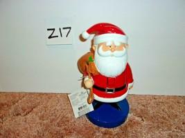Rudolph the Red Nosed Reindeer Santa Nutcracker Christmas Figure Kurt Adler - $24.99