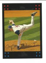 Cliff Lee 2007 Topps Card #373 Cleveland Indians Free Shipping - $1.09