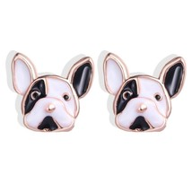 Cute Animal Stud Earrings For Women Girls A9, Fashion Round Charm Pendan... - $6.89