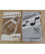 Suzuki Omnichord OM-27 Owners Manual & Songbook ONLY Replacement - $24.74