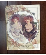 Antique Catalog National Cloak & Suit Co 1909  Fall Winter Clothing Styles - $148.49