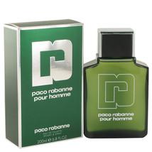 Paco Rabanne Pour Homme Cologne 6.8 Oz Eau De Toilette Spray image 4