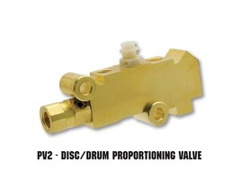 Proportioning Valve Disc Drum Under Floor / Bottom Mount Kit image 2