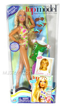 NIB America's Next Top Model Sienna in Swimsuit Photoshoot Fierce 12 inc... - $39.99
