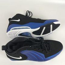 Nike Air Max WAVY Men's size 11 Basketball Shoes Penny Blue Black AV8061 002 image 6