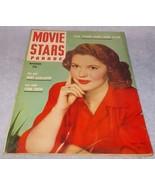 Movie Stars Parade Magazine November 1949 Shirley Temple Cover - $12.95