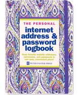Internet Password Organizer Address Log Book Keeper Journal Organizer Diary - $13.99