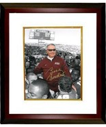 Bobby Bowden signed Florida State Seminoles 8x10 Photo Custom Framed Fin... - $98.95
