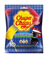 Chupa Chups Colored Tongues lollypops -1 pack -Made in Spain FREE SHIPPING - $8.90