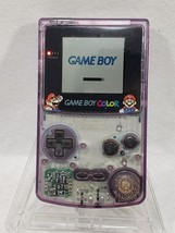 Nintendo Game Boy Color Mario Jusco Limited Video Game From Japan Official  - $128.69