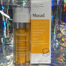 NEW IN BOX trendmood FULL SZ Murad Vita C Glycolic Brightening Serum & Bonus