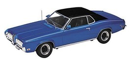 WELLY 1/18 Ford Mercury Cougar XR 7 Blue / Black - $81.35