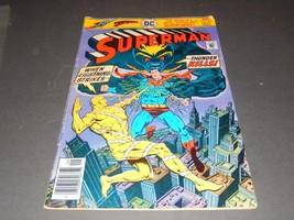 Vintage Dc COMIC- 'superman' - Sept. 1976 # 303- Fair - H29 - $4.69