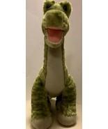 Build A Bear Brontosaurus Green Dinosaur Plush Stuffed Animal 17 Inches ... - $29.00