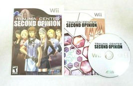 Trauma Center Second Opinion (Nintendo Wii) Complete - $9.89