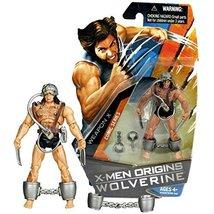 X-Men Origins Marvel Year 2009 Wolverine Series 4 Inch Tall Figure - Comic Serie - $37.99