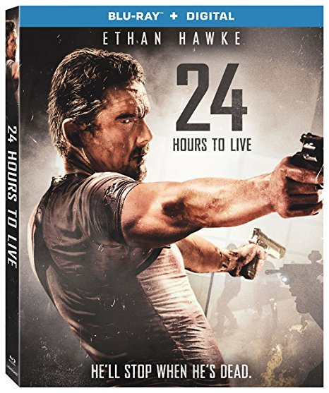 24 Hours To Live [Blu-ray+Digital] (2018)