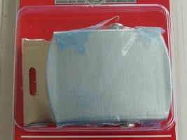 Usaf Us Air Force All Em Nco Officer Ranks Specialites Matte Silver Belt Buckle - $12.86