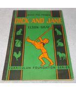 Basic Pre- Primer Dick and Jane Elson Gray 1936 Reader Scott Foresman - $29.95
