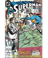 Superman Comic Book 2nd Series #36 DC Comics 1989 VERY FINE- - $2.25