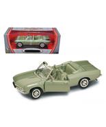 1969 Chevrolet Corvair Monza Green 1/18 Diecast Model Car by Road Signat... - $57.34