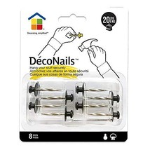 Under the Roof Decorating Deco Nail Small Head Sampler Pack - $8.26