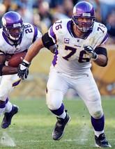 Steve Hutchinson 8X10 Photo Minnesota Vikings Picture Nfl Football - $3.95